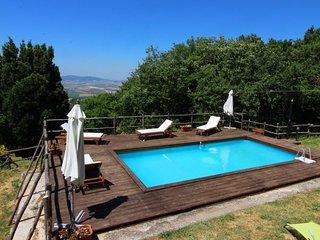 La Foce Villa Sleeps 14 with Pool and WiFi - 5759453