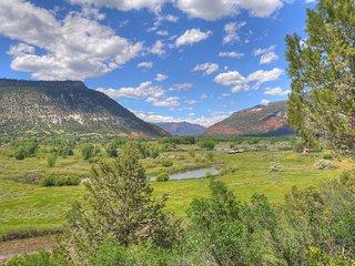 Valley View Retreat in Durango Colorado