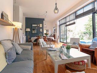 Magnifique maison bordelaise – chaleureuse et spacieuse – Jardin - Piscine