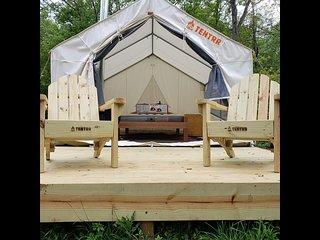 Tentrr - Beerocracy Commonwealth Camp