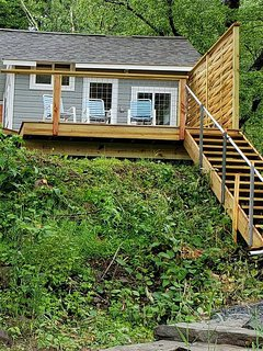 Tiny House on Spectacular Riverfront Property - Private Access to Delaware River