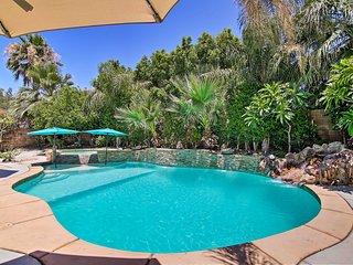 NEW! Indio Home w/Pool & Spa: 5 Mi to Coachella!