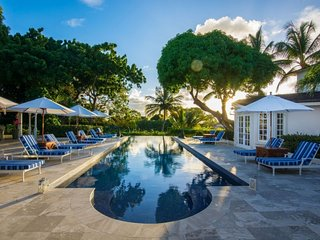 Villa Casablanca | Near Ocean - Located in Exquisite Sandy Lane with Private Po