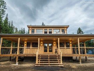 Chalet 6 personnes Sauna, Montagne & influences Asiatiques