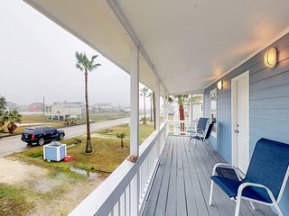Dog-friendly home w/ a deck, shared park, & pool - close to the beach