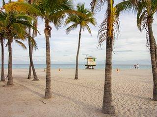 Beachfront condo w/ balcony, ocean view & shared pool/gym/game room!