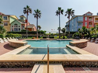 Condo w/ shared pools, hot tubs, & fitness center - steps from the beach!
