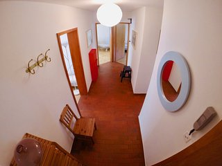 Central 3.5 room apartment - 2 balconies - WIFI