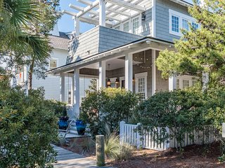 Elegant, dog-friendly home w/ porch, shared pools & beach access!
