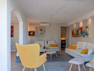 L'Oleastre - Appartement 70 m² avec terrasse vue mer