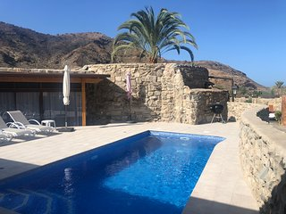 Anfi Tauro golf villa with private pool