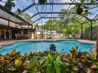 Cypress Lake Pool Home