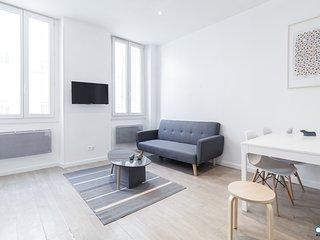 Un studio refait a neuf en plein centre de Marseille - Air Rental