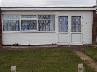 Holiday chalet to hire in Scratby