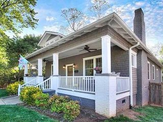 Charming home - Historic district - Walk to the city