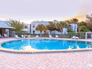 Gated Country Club Condominium