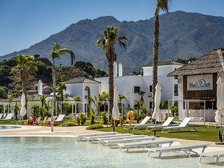 EH-Mirador de Estepona Hills, sea view, gym, pool