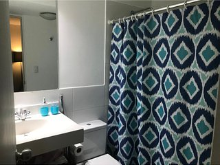 Bedroom w/ private bathroom