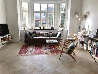 Beautiful Copenhagen villa apartment  at Hellerup