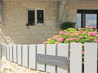 Beautifully appointed 2 bedroom barn conversion near to Bergerac and Eymet