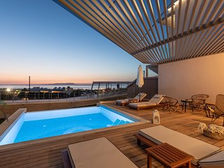 Blossom - 1 Bedroom Sea View Villa with Private Pool | Onira Suite Dreams Crete
