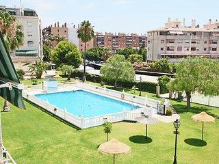 ⭐Beautiful apartment near the beaches of Málaga City⭐
