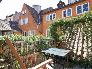Super-cosy one-bedroom apartment in the heart of Copenhagen