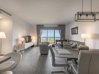 Agamim XI, Superb apartment sea view ELITE HOME GROUP