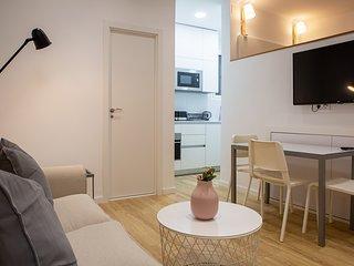 Bright & Cozy 1bedroom in Center of Madrid