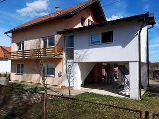 One bedroom apartment Lipovaca (Plitvice) (A-17657-a)