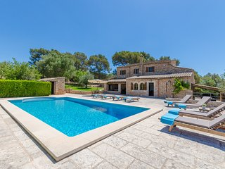 DES OMS (CASA ANTONIA) - Villa for 8 people in Felanitx