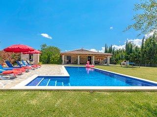Villa with private pool (LLosia)