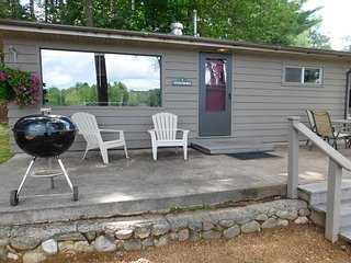 New! Otter Shores 2 Bedroom Cottage on Little Saint Germain Lake!