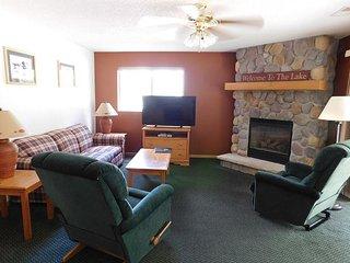 New! Premier Lodge Home on Little Saint Germain Lake!