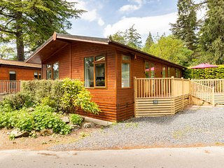 Brook Lodge, Fallbarrow Holiday Park