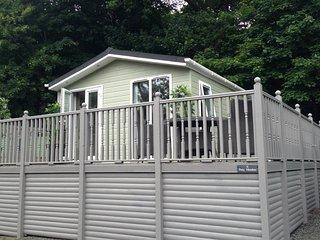 Acorn Lodge, White Cross Bay Holiday Park