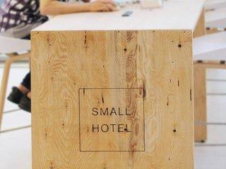 Small Hotel - Hondori shopping arcade (4G)