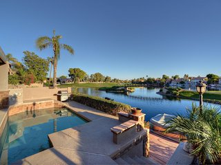 4BR Ocotillo Home Golf and Lake View