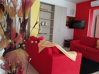 appartamento in villa baia verde