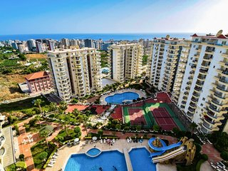 Luxury apartment Toros Paradis hill