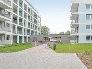 Nice apartment in Balatonlelle w/ WiFi and 2 Bedrooms