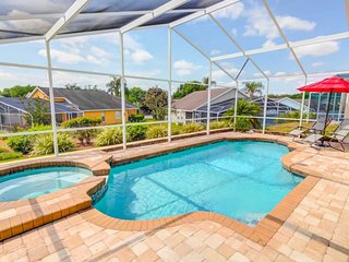 Perfect For Golf Lovers South Facing Pool!