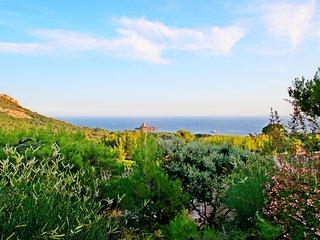 Cap Esterel Hameau : 2 pièces jardin et mer - N3 - 350la