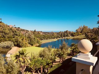 Golf View Apartement in Benahavis-Marbella