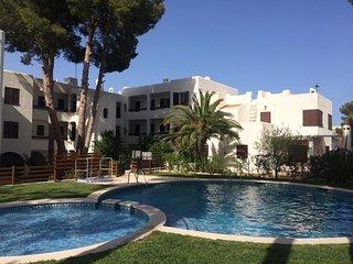 Apartamento 2 habitaciones frente al mar, Les Tres Cales, l'Ametlla de Mar