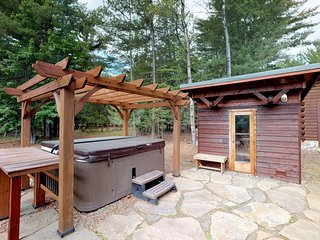 Grand Jay Luxury Lodge, Stunning Views, Near Whiteface & Lake Placid 3D/VR Tour
