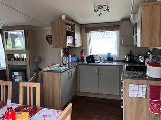 Stunning 3 bedroom caravan