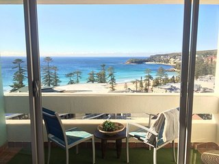 1 Bedroom Surfer's Delight with Parking in Manly