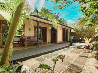 3 Bed Oasis In Heart Of Byron Bay