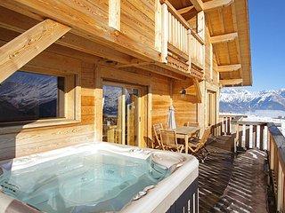 Vos Prochaines Vacances de Ski Commencent Ici | Chalet Rustique Près des Pistes